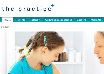 The Practice plc